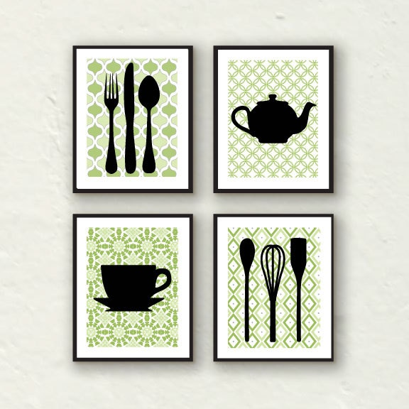 nice modern kitchen wall decor ideas bfcddfa3466cfa3a2f4b02a27fc72d53 fork  art spoon art.jpg kitchen TODZUXE