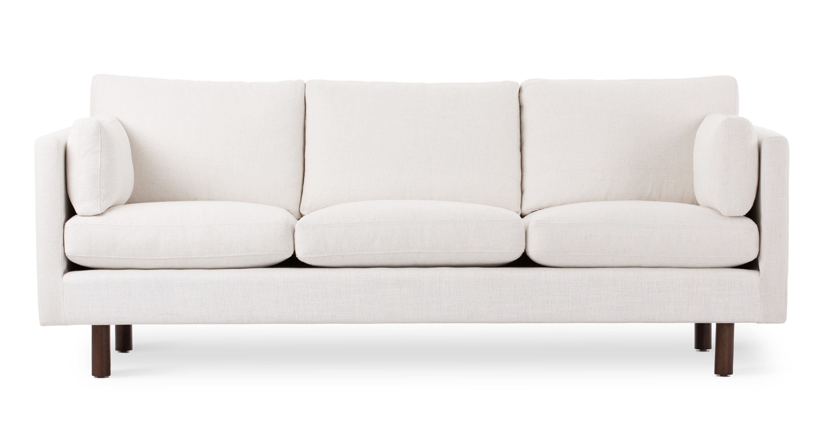 nova creamy white sofa - sofas - article | modern, mid-century and VIUTBNB
