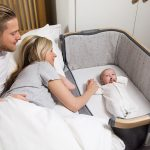 Tips on buying a bedside crib