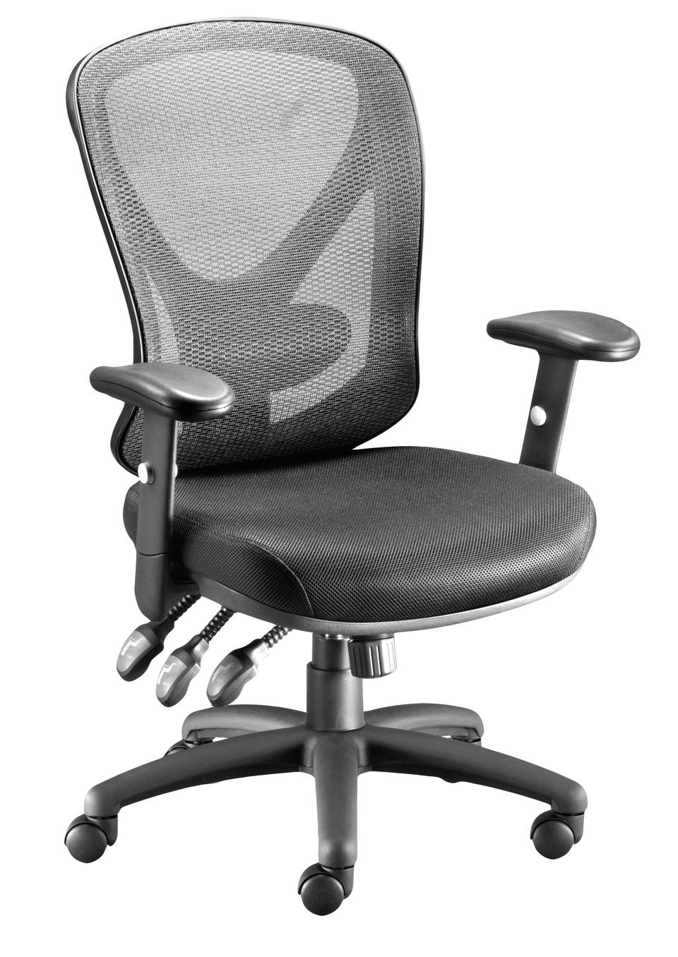 office chairs staples carder mesh office chair, black FWTAJMB