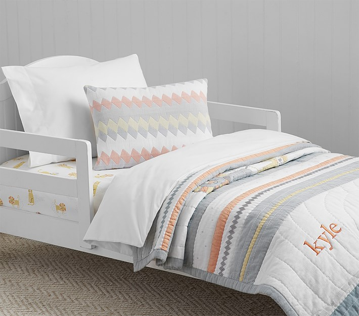 Toddler bedding for the growing children