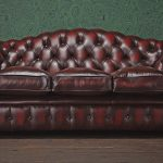 Chesterfield sofa is the definition of pure luxury
