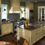 Give a new look to your kitchen by painting kitchen cabinets