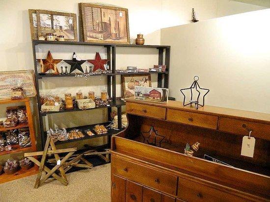 primitive home decor blackstone antiques u0026 crafts mall: country pickins - country u0026 primitive  home IZJJVAF