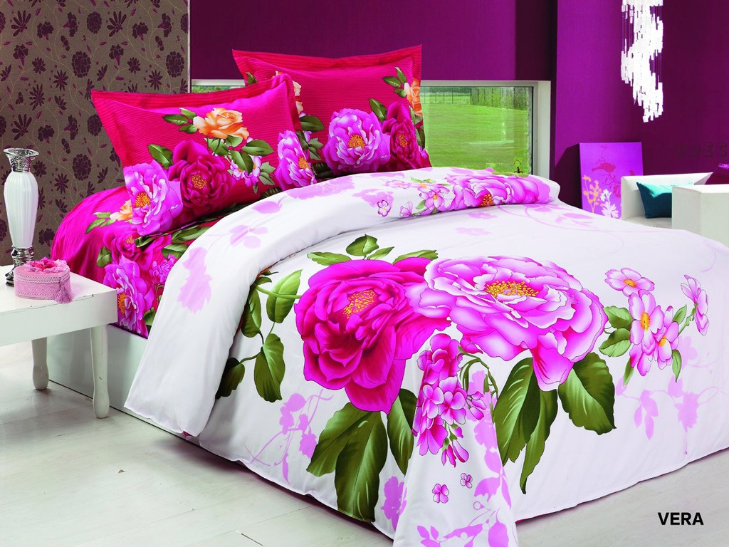 Bring a new life to your room with designer bed sheets