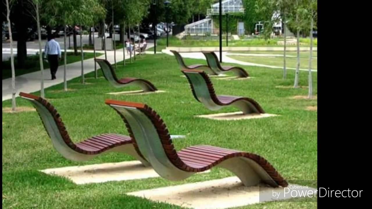 public benches design - urban furniture PRQHGRP
