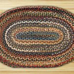 Increasing work and effort in braided rugs