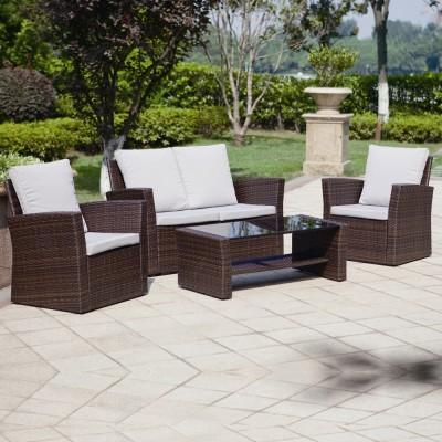 rattan garden furniture abreo with regard to garden furniture rattan  seating | WTEPAAK