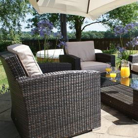 rattan garden furniture FEVQGXL