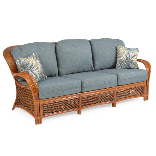 rattan sofa boca bay rattan and wicker sofa ADPICWY