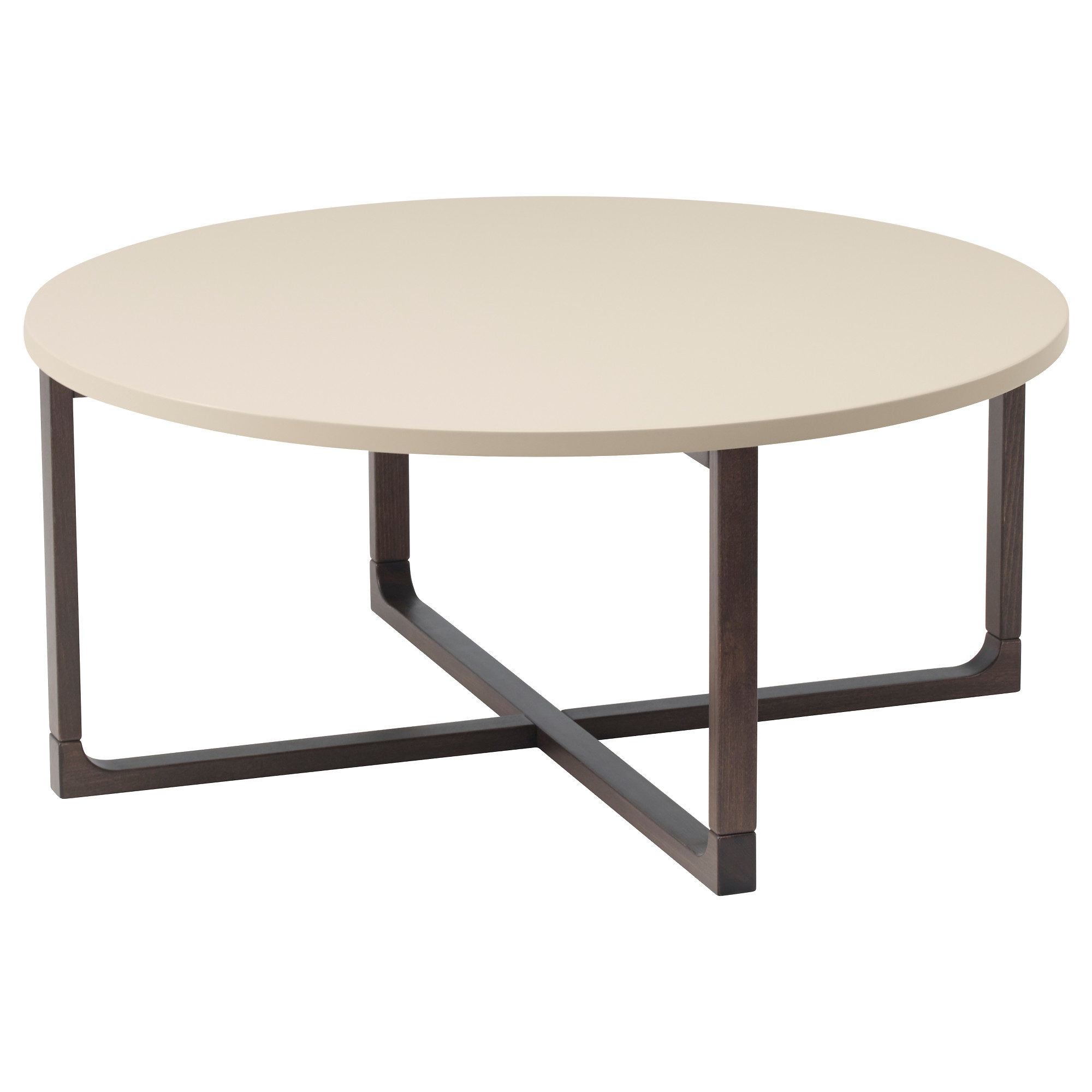 rissna coffee table, beige height: 15 3/4  KXSKZOR