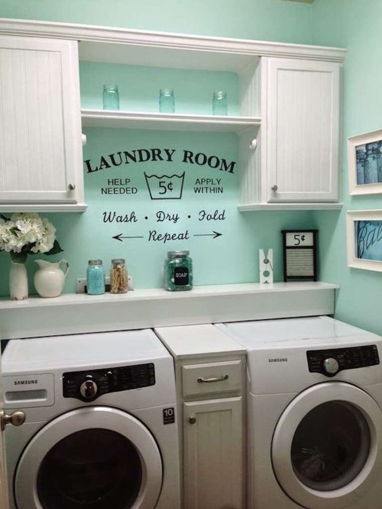 Ideas for organizing your laundry room – yonohomedesign.com