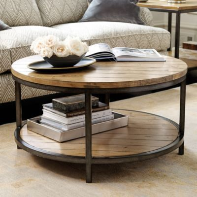 round coffee table durham bunching tables CRQNMGS
