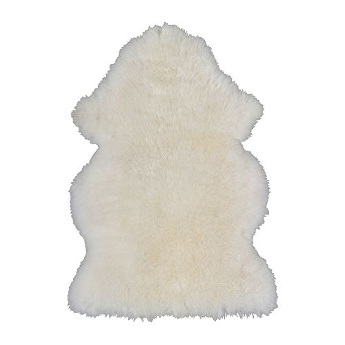 sheepskin rug rens sheepskin ikea wool is soil-repellent and durable. OFKQODF