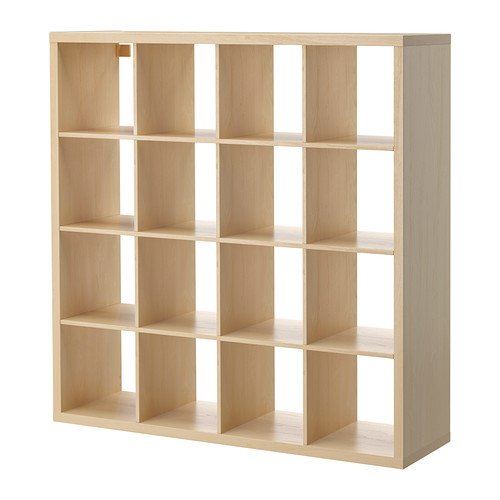 shelving units kallax shelf unit - white - ikea YVVRJXD
