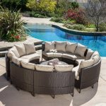 Enhance the outdoor look with patio furniture
