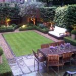 Use small garden design to bring home poise