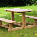 Picking the perfect garden table