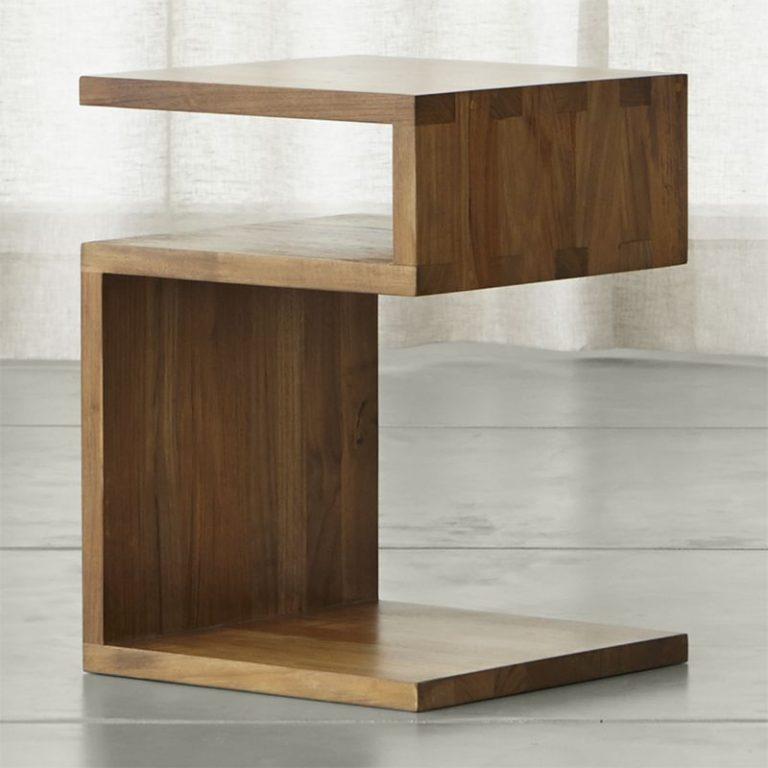 solid wood furniture entu side table LHORTLQ