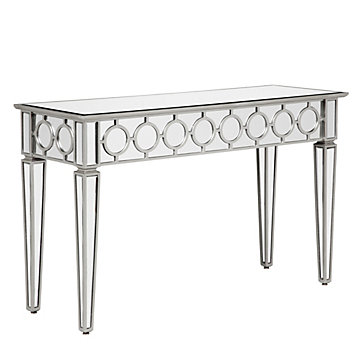 sophie mirrored console table FGSLECG