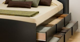 storage beds kind of in love with this bed...! sonoma captainu0027s bed with bookcase WUYZEAE