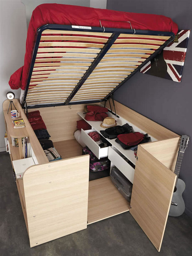 storage beds try this diy platform storage bed from u0027diva of diyu0027. it has a QRXXYPC