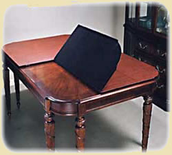table pads ... table pad with felt bottom GIBJKUY