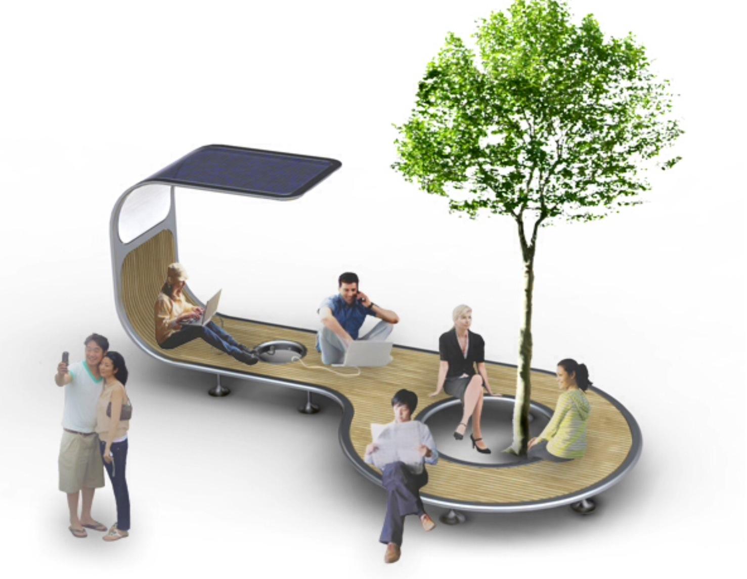 urban furniture more HXBSEHG