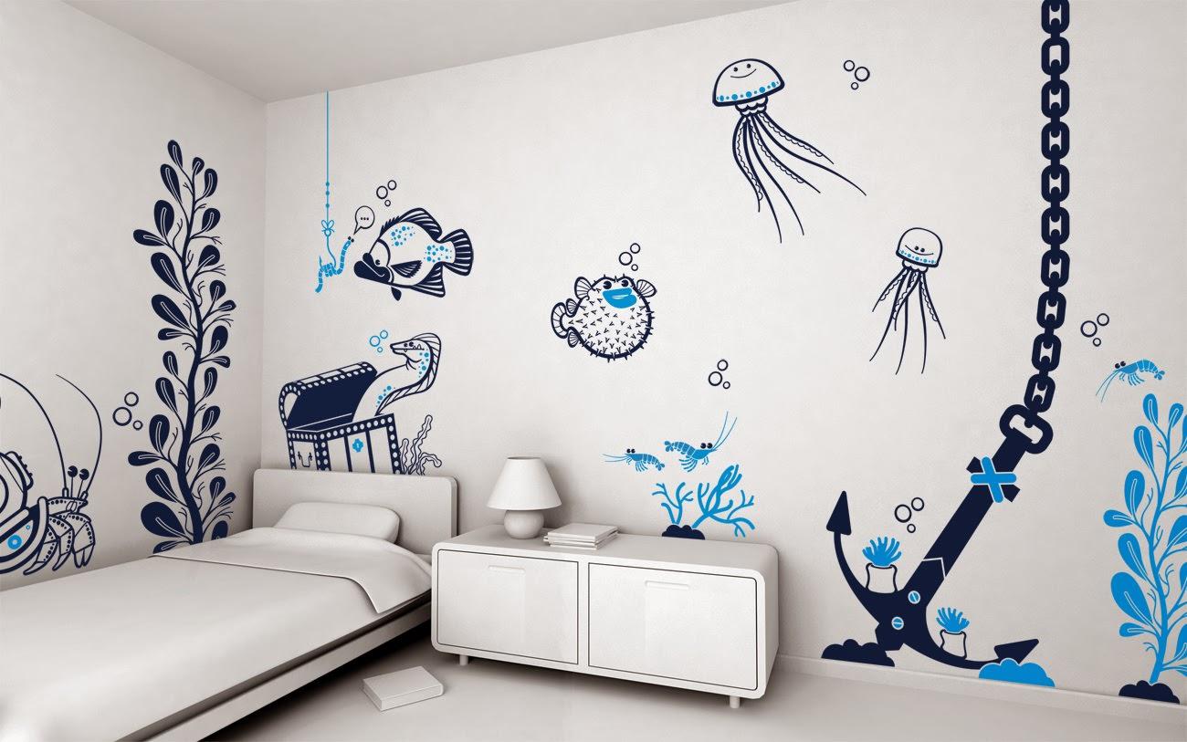 wall paintings interior wall art painting design BBQHAIS