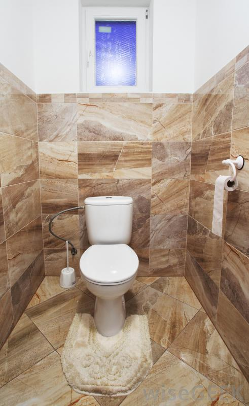 What is a water closet?