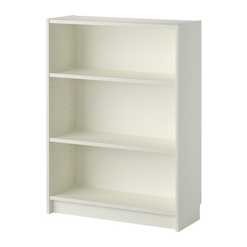 white bookcase billy bookcase ikea adjustable shelves can be arranged according to your  needs. DWMZDJW