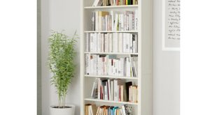 white bookcase hemnes bookcase - white stain - ikea IYYABTH