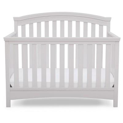 white crib delta children® emerson 4-in-1 convertible crib MLPWCUU