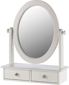 white dressing table mirrors MGNJPEV