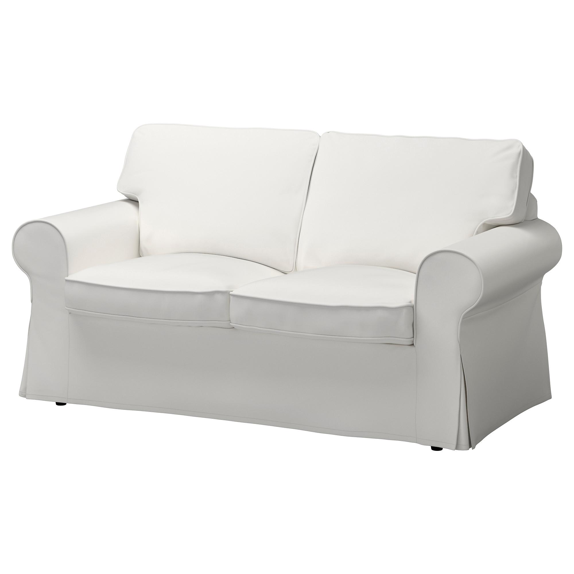 white sofa ektorp loveseat, vittaryd white width: 70 1/2  HPTTJFX