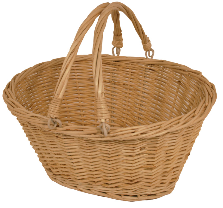 white wicker baskets TXGAEAP