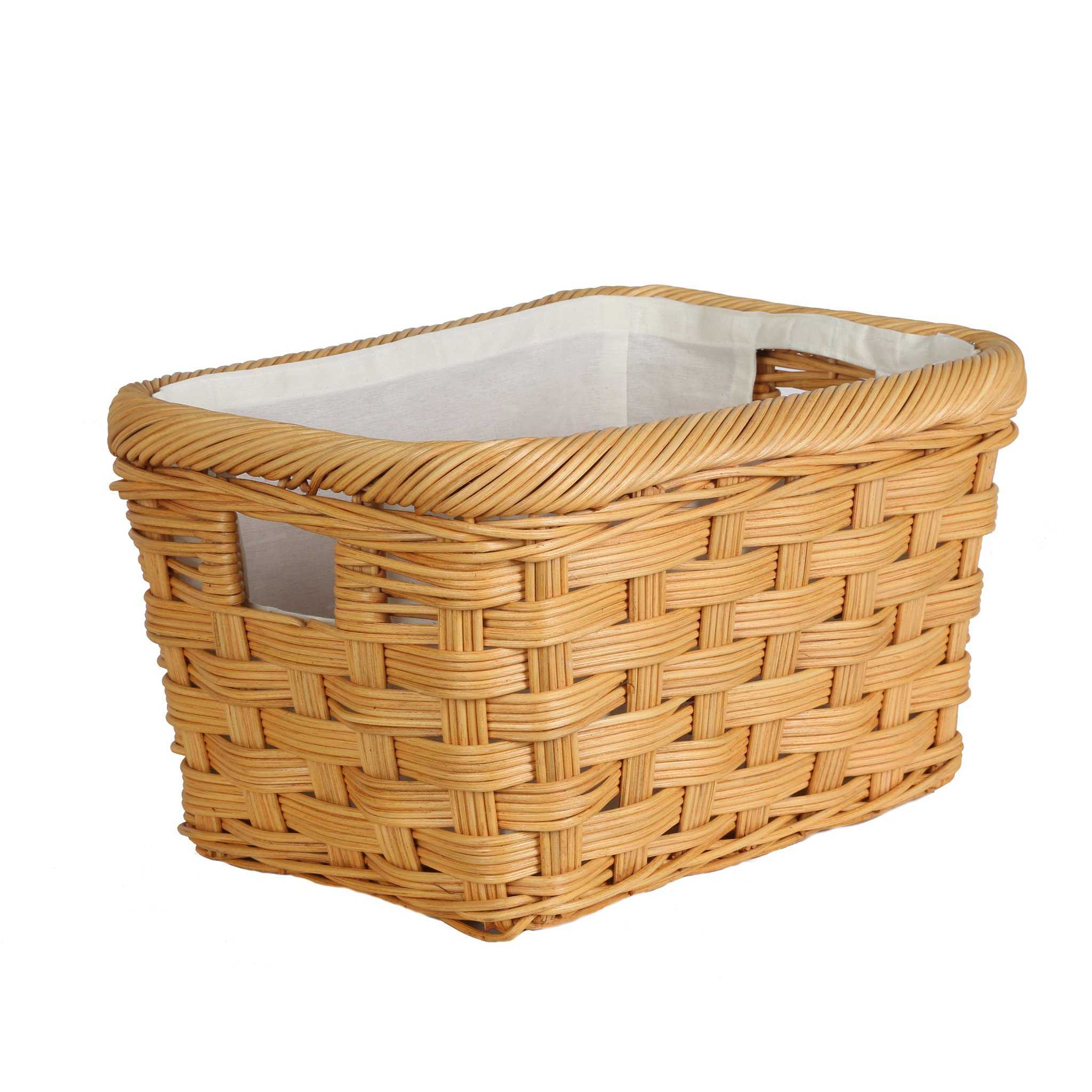 Determining the ideal wicker baskets for laundry