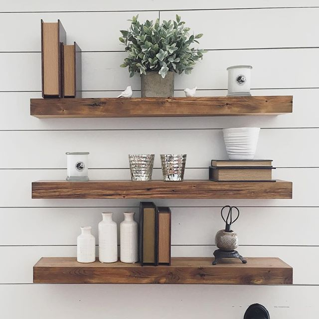 wooden shelves deniseodonnell8i havenu0027t quite gotten my floating shelves decorated exactly  how i want AMGYNSJ
