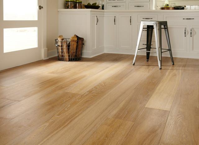 ... oak flooring kitchen floor picture YQAEHTM