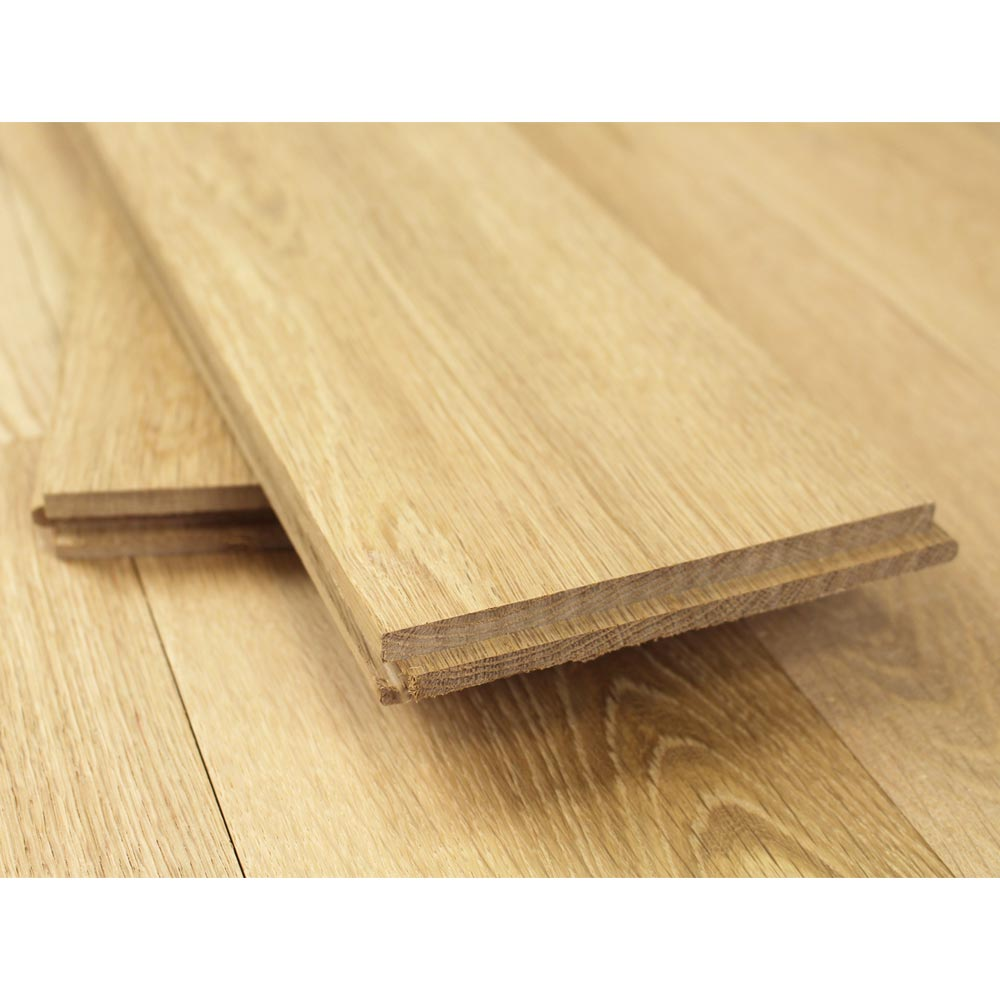 140mm unfinished natural solid oak wood flooring 1m 20mm s solid oak wood DOXCJRK