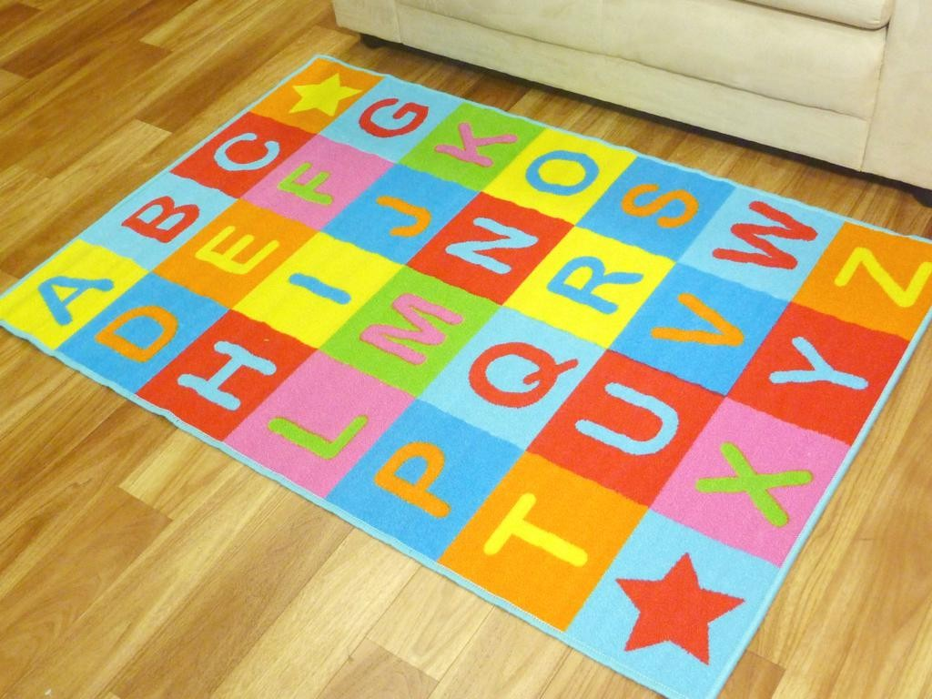 5x7 kids rug color SOQPVFT