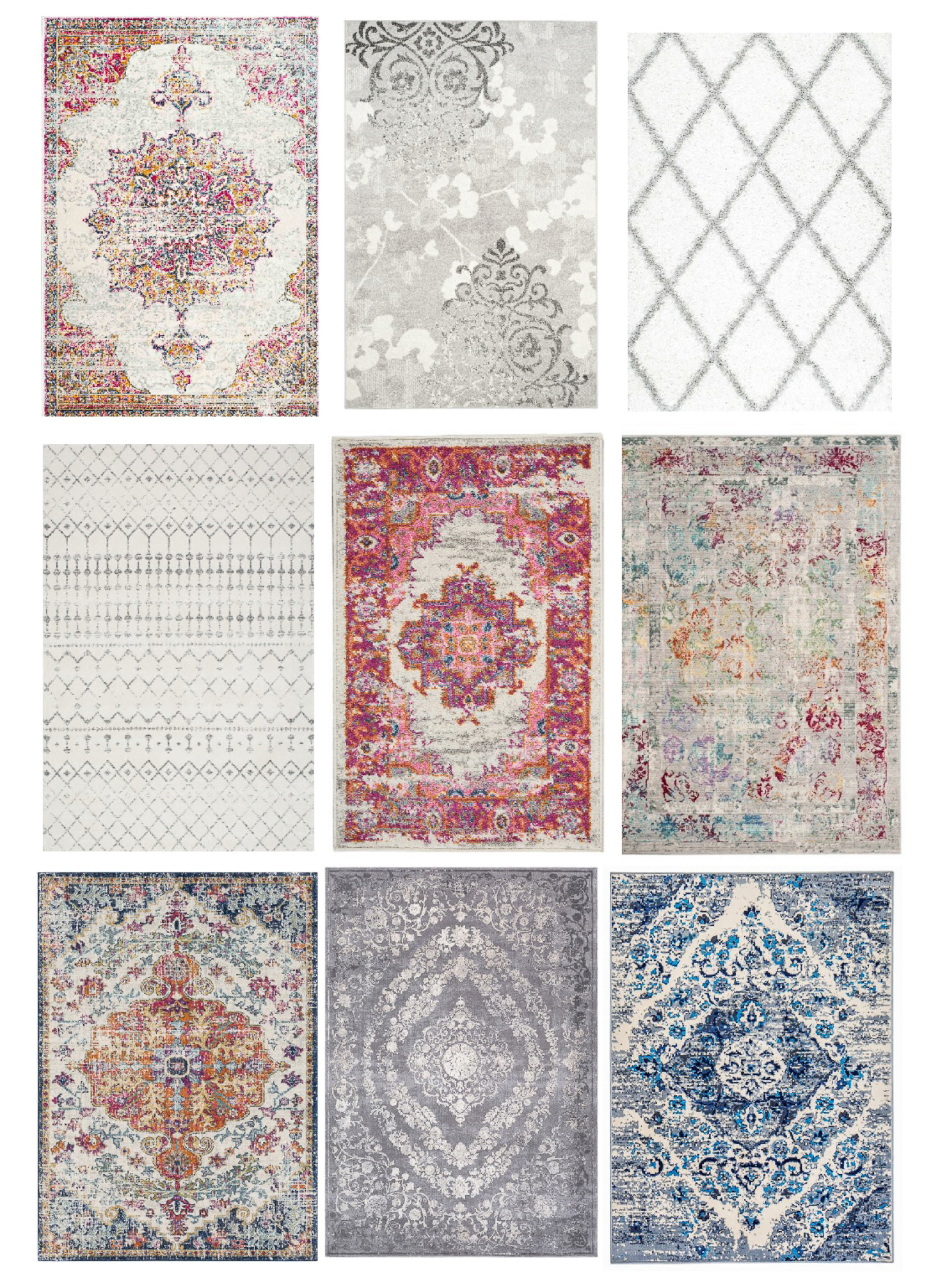 affordable area rugs, inexpensive quality rugs, easy and affordable home  updates, ... EVEKGIR