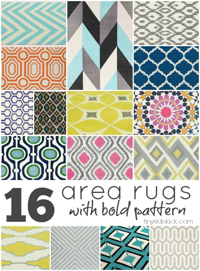 affordable area rugs with bold pattern NFRNPWL