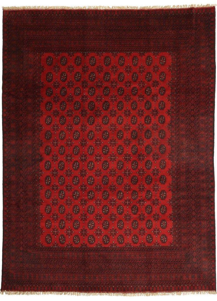 Afghan rugs afghan aqcha rug - 306cm x 245cm ( 10ft x 8ft) SEYPRXA