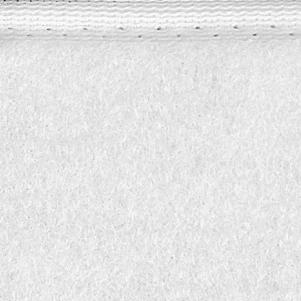 amazon.com: house, home and more white carpet aisle runner - 3u0027 x 25u0027 DFVAGOL
