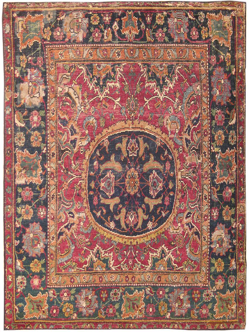 All about antique rugs