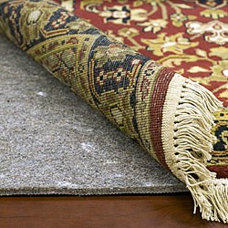 area rug pad superior hard surface and carpet rug pad (3u0027 x ... GNGXDIP