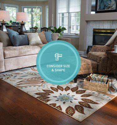 area rugs for living room how to choose an area rug TYBTQCL