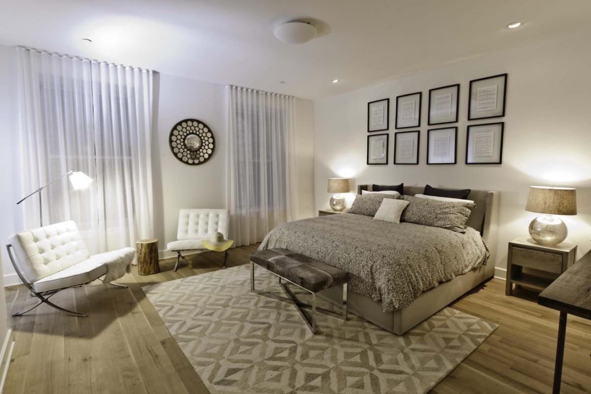 area rugs in bedroom photo - 1 PLBUIMN