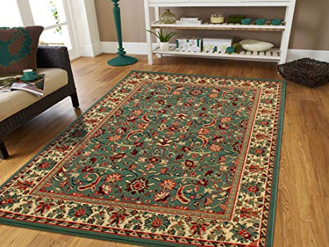 as quality rugs long narrow 2x8 traditional runner rug for hallway 2 by QRFUNUX